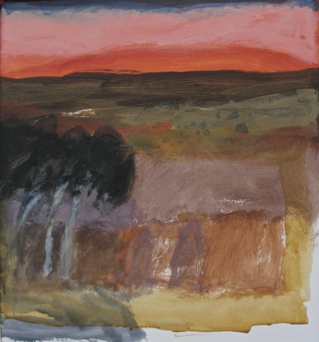 Territories Sunset